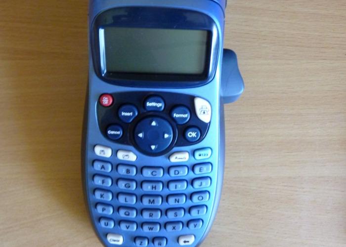 dymo letratag-label-printing-machine-86084808.JPG