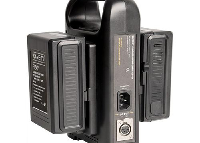 Dyna D2s w/ 2x (99Wh) v-mount battery - 1