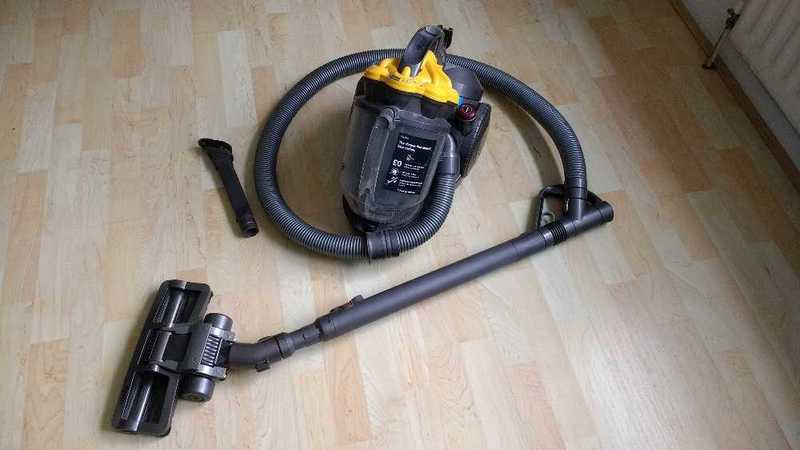 Dyson DC19T2 Bagless Cylinder Vacuum Cleaner - 1