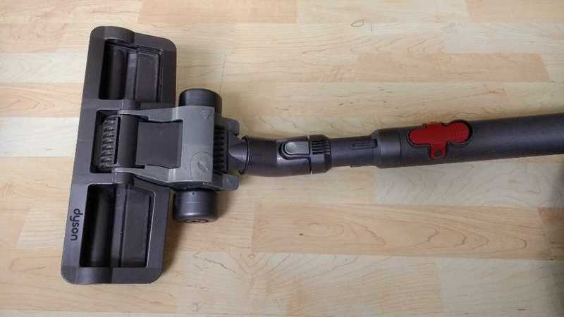 Dyson DC19T2 Bagless Cylinder Vacuum Cleaner - 2