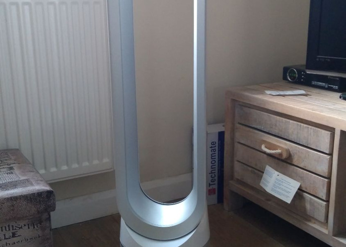 Dyson Pure Cool Link Tower Purifier Fan in White - 1
