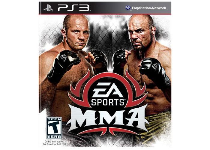Buy EA Sports MMA: Mixed Martial Arts (PS3) [video game