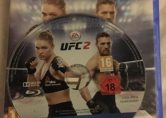 EA Sports UFC 2 - 1