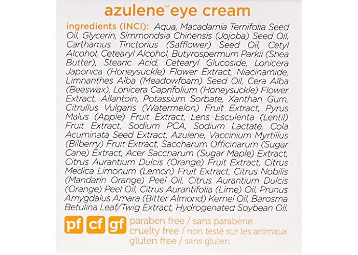 Earth Science Azulene Eye Creme, 0.7 Ounce - 2