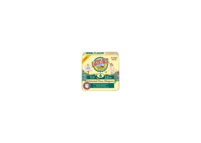 Earth's Best Diapers Size 2 - 40 ct. - 2