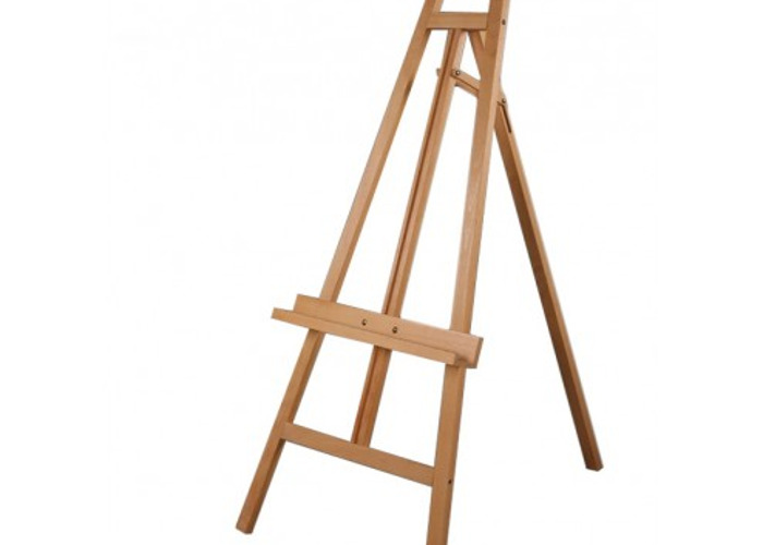 Easel for painting or displaying - 1