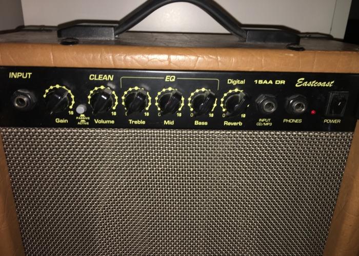 Eastcoast Guitar Amplifier  - 2