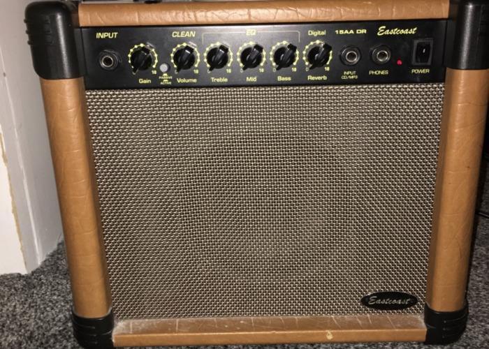 Eastcoast Guitar Amplifier  - 1