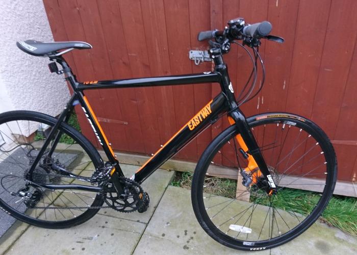 Eastway Hybrid Road Bike  - 1