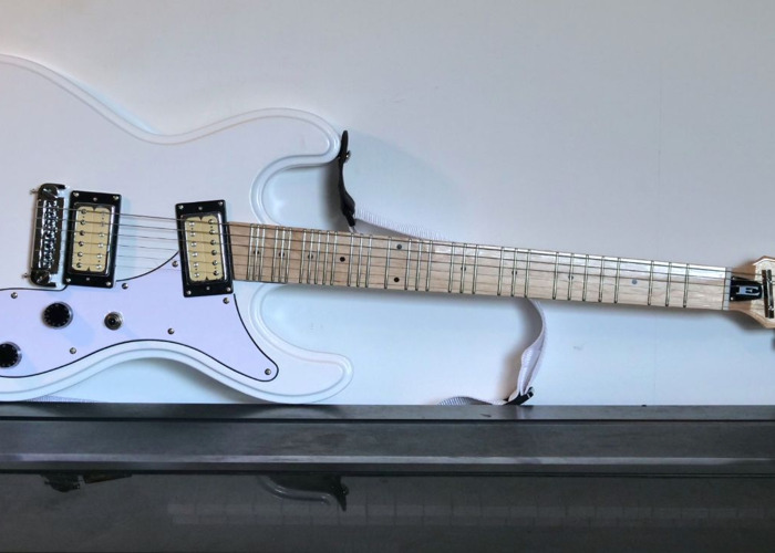 Eastwood Phase 4 Microtonal Guitar - 1