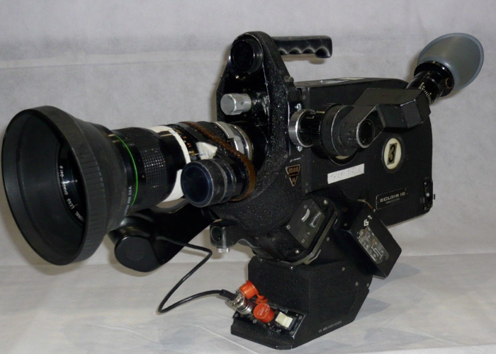 ECLAIR NPR 16mm Motion Picture Camera - 1