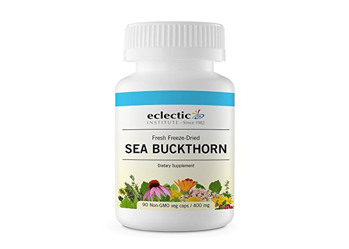 Eclectic Institute Inc Sea Buckthorn, 90 Caps - 1