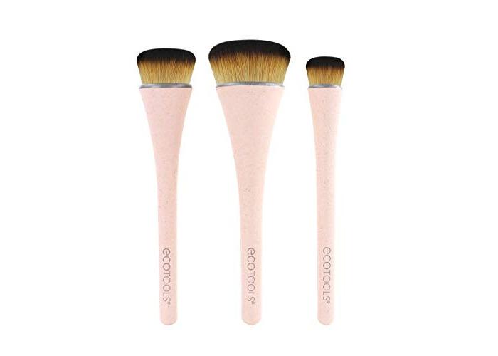 EcoTools 360 Ultimate Blender Makeup Brush, Set of 3 - 2