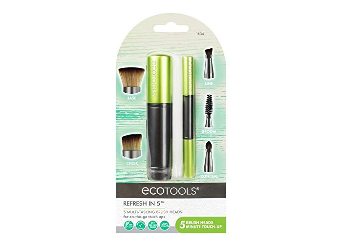 EcoTools Refresh in 5 Retractable Makeup Brush Set - 1