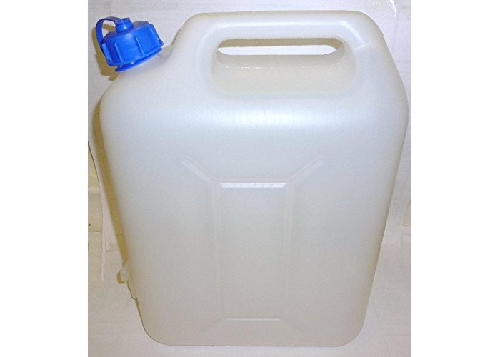 Edco 871125200878Water Canister with Valve, 10 l - 1