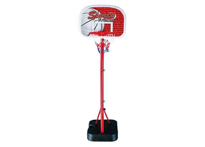 Eddy Toys Portable Kids Basketball Set - 1