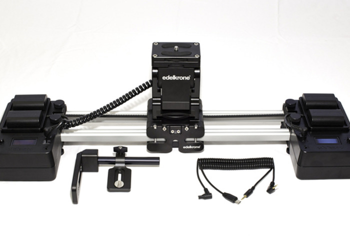 Edelkrone Slider PLUS PRO motion control package - 1