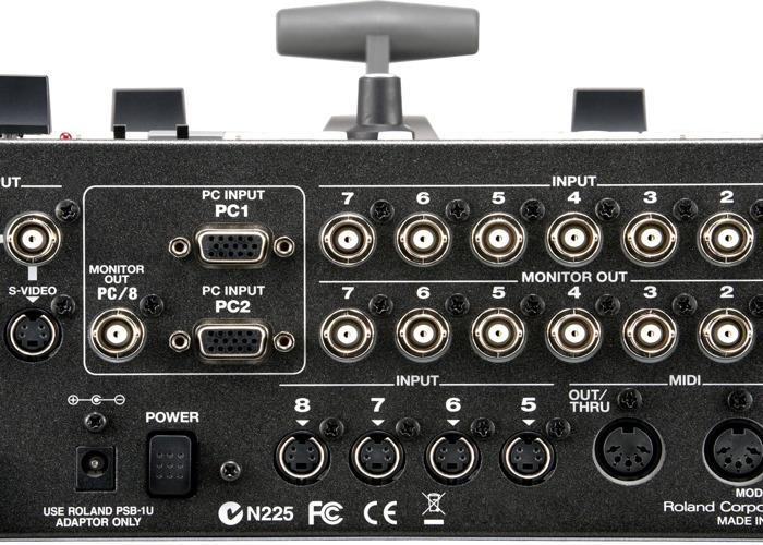 Edirol V-8 Video Mixer - 2