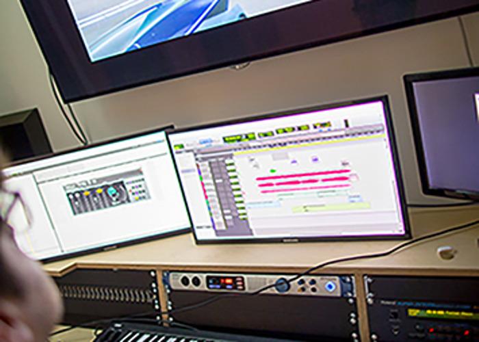 Edit Suite (Dry Hire) - 1