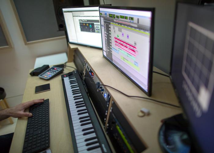 Edit Suite (Wet Hire) - 1
