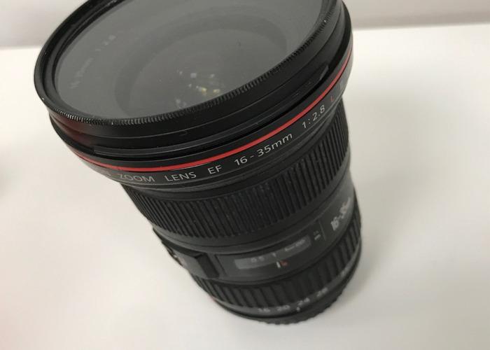 EF 16-35mm f/2.8L II USM - 1