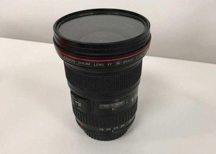 EF 16-35mm f/2.8L II USM - 2