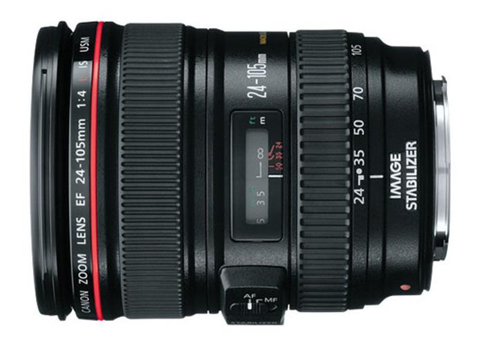 EF 24-105mm f/4L IS USM - 1
