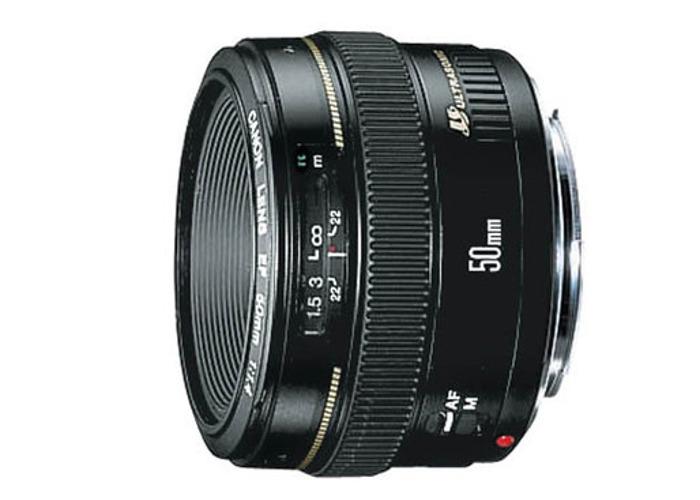 Canon EF 50mm f/1.4 USM - 1