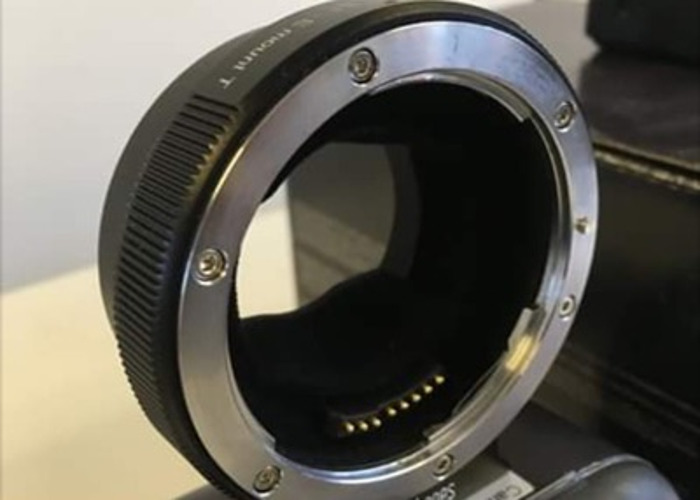 Metabones Sony E mount T to Canon EF lens  - 2