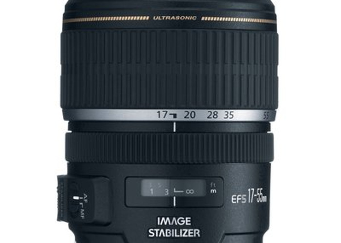 EF-S 17-55mm f/2.8 IS USM - 1