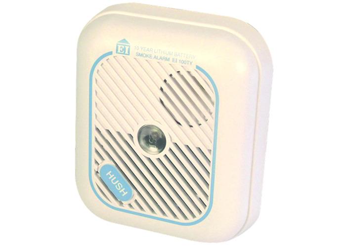 EI 100TYC Premium Smoke Alarm - E1100TY - 1