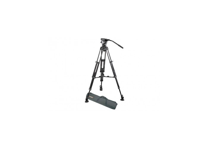 E-image EG06C2 Two Stage Carbon Fibre Tripod Kit - 1