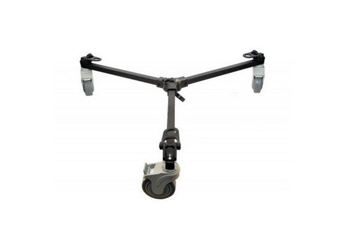 E-Image EI-7004 Aluminium tripod dolly with castor wheels - 1