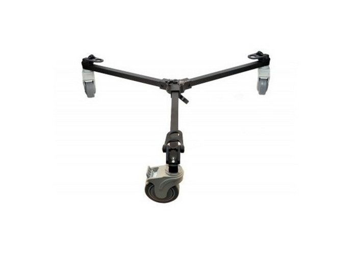 E-Image EI-7004 Aluminium tripod dolly with castor wheels - 1