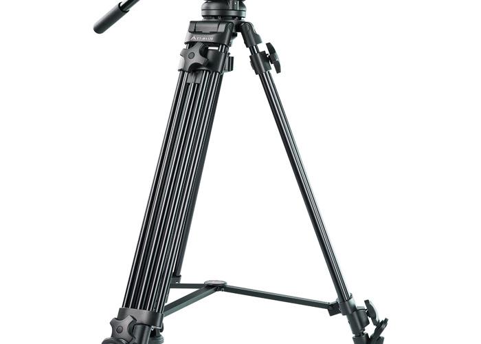 E-Image Tripod with Fluid Video Head EG05A2 - 1
