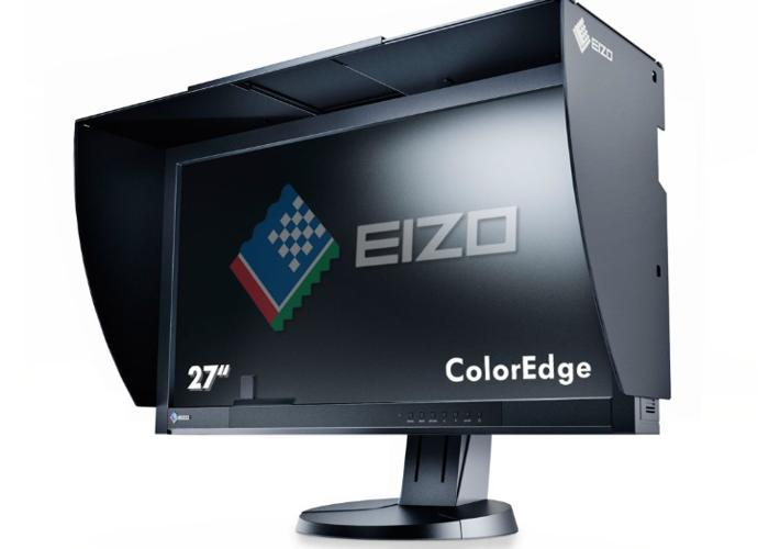 Eizo CG277 27-Inch IPS LED Self Calibrating LED Monitor - 1