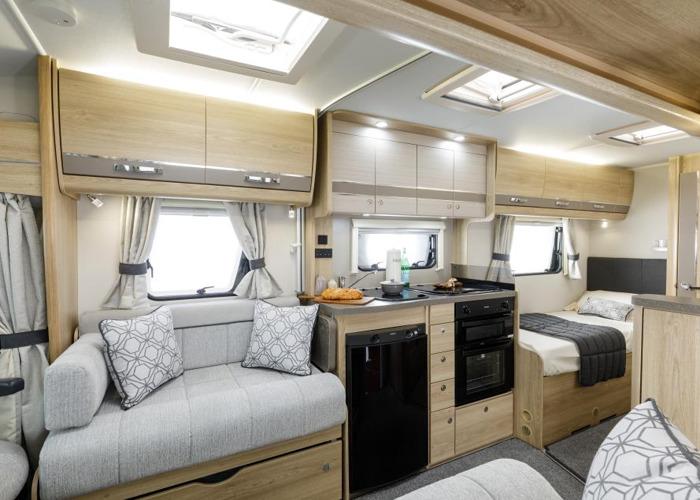 Elddis Autoquest 185 New 2019 luxury 4 berth motorhome. Know - 2