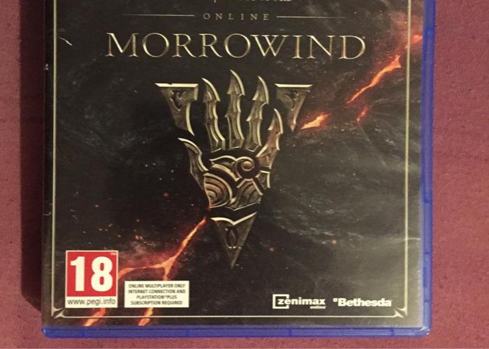 Elder scrolls Morrow Wind - 1
