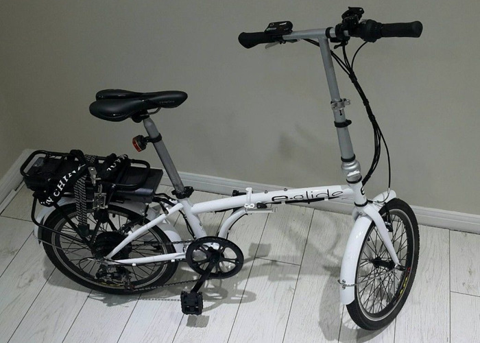 Electric bike - 1