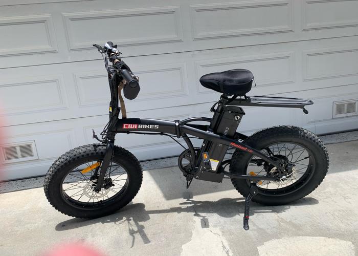 Electric Bike - 1