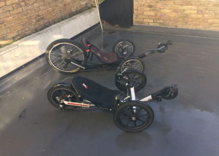 Electric Bikes Recumbent And Catering Bikes - 1