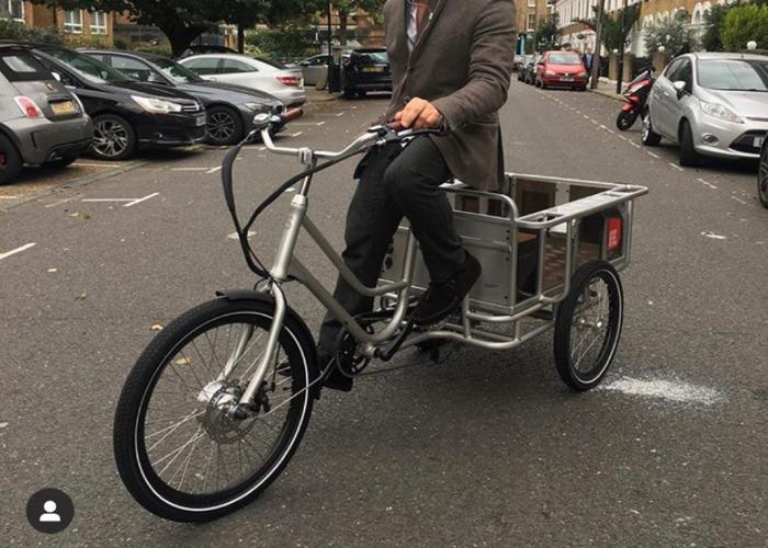 Electric Cargo Bike  - 2