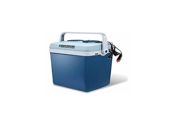 Electric cooler car and eu plug - 1