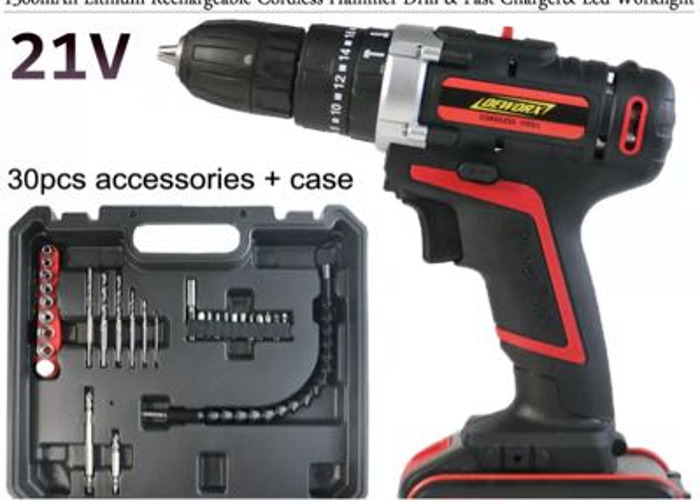 Electric drill hammer - 1