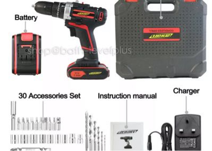 Electric drill hammer - 2