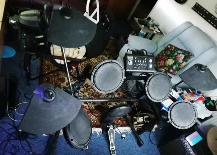 electric drum kit - 1
