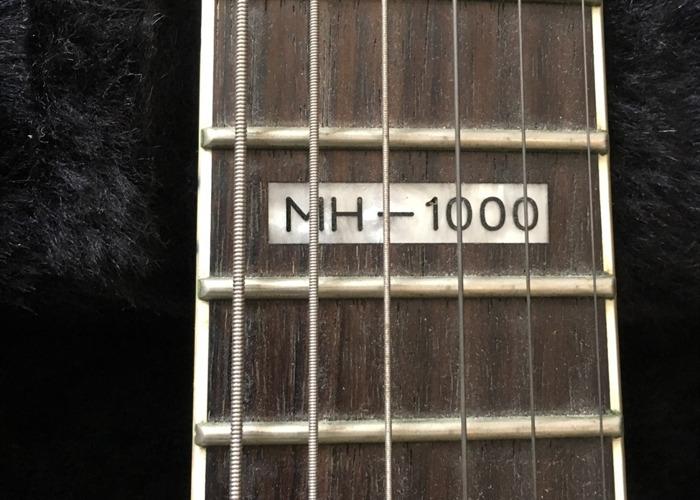 Electric Guitar - LTD MH - 1000  - 2