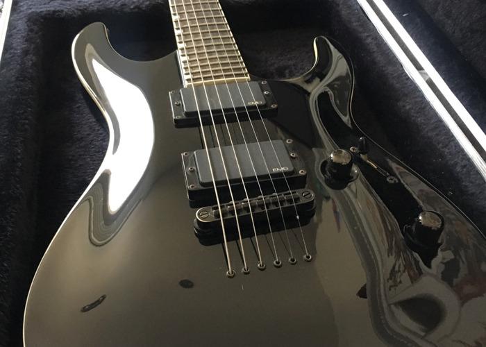 Electric Guitar - LTD MH - 1000  - 1