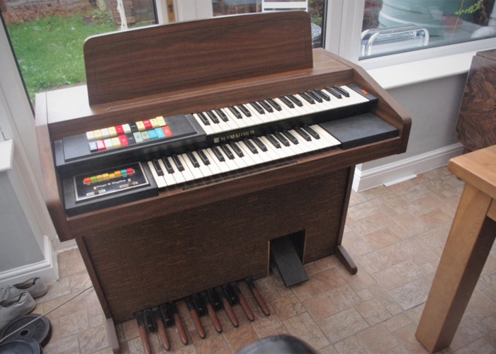 Electric Organ!  - 1