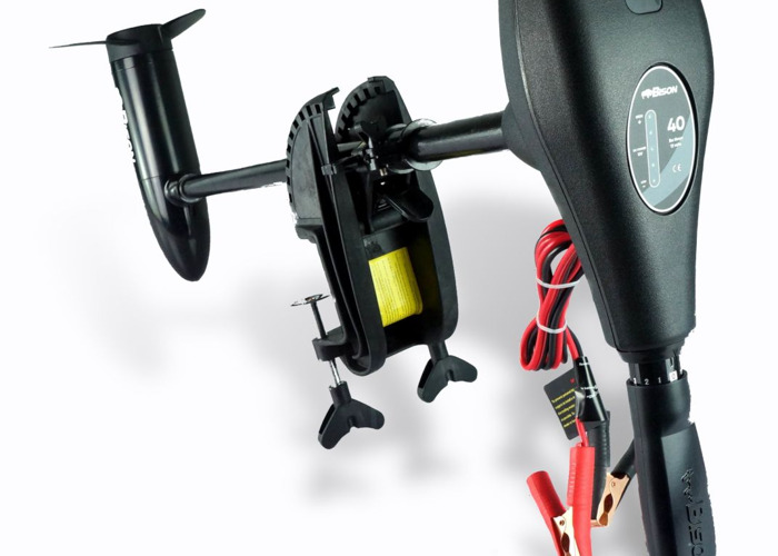 Electric Outboard Bison 55ft/lb inc. battery - 1